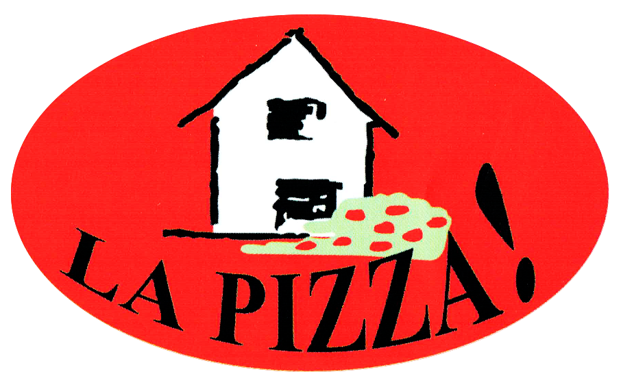 La Pizza Logo